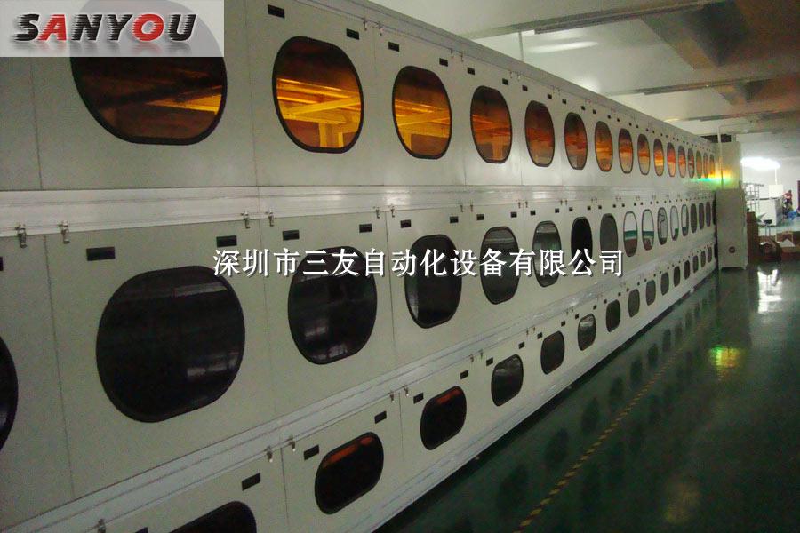 广州多层老化线