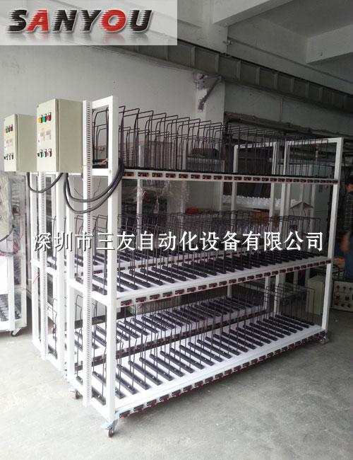 广州面板灯老化架厂家
